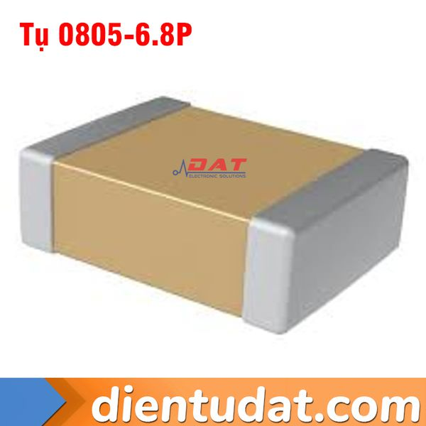 Tụ 6.8P-Size 0805