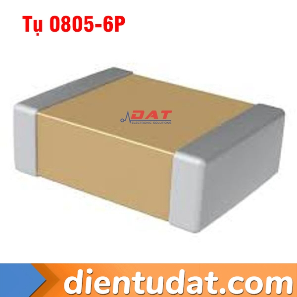 Tụ 6P-Size 0805