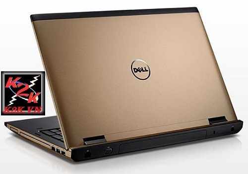 Dell Vostro V3550 (Intel Core i5-2430M 2.2GHz, 4GB RAM, 320GB HDD, VGA Intel HD Graphics 3000, 15.6 inch, PC DOS)