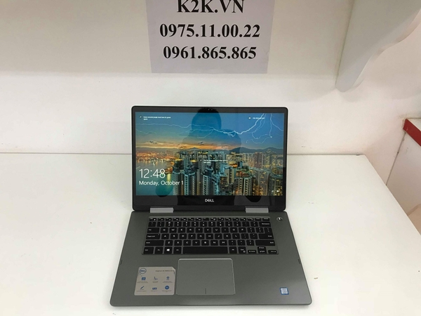 DELL INSPIRON 7573 Intel Core i5 8250U, Ram 8GB, 2TB HDD, Vga intel HD 620, 15.6 inch Full HD Touch Screen