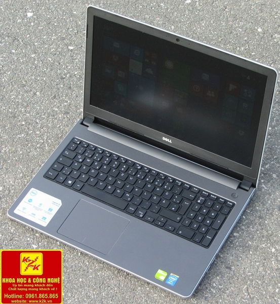 Laptop Dell Inspiron N5558A (Intel Core i7-5500U 3.0GHz, 8GB RAM, 1TB HDD, VGA NVIDIA GeForce 920M, 15.6 inch, ubuntu)