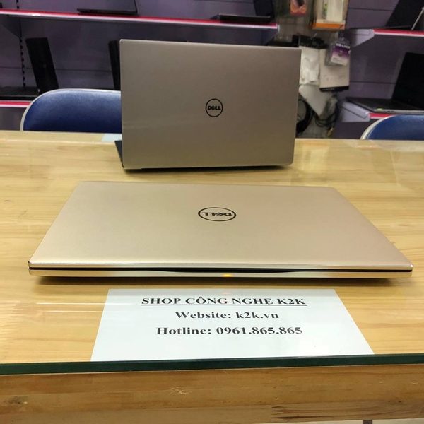 Dell Inspiron 7560 Gold / I7-7500U / 8GB RAM / 1T HDD / NVIDIA GTX 940MX - 2GB / 15.6 ' FULL HD