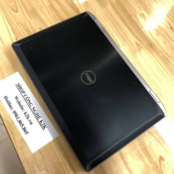 Dell Latitude E6520 (Intel Core i5-2540M 2.6GHz, 4GB RAM, 250GB HDD, VGA NVIDIA GeForce 4200M , 15.6 inch)