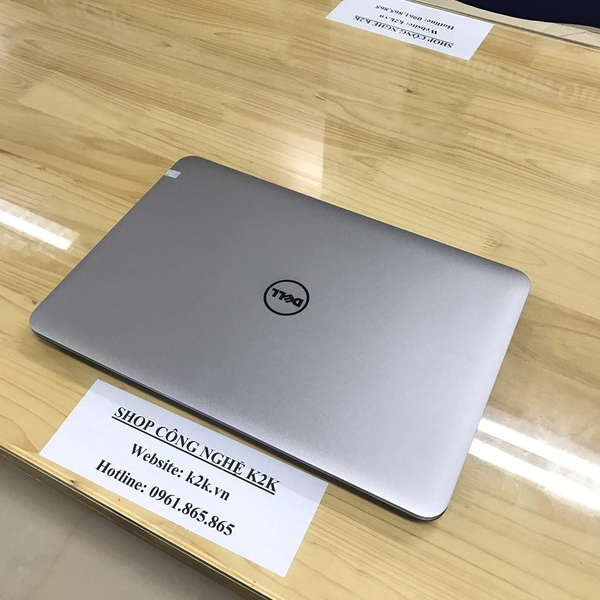 Dell XPS 15 9530 (Intel Core i7-4712HQ 2.3GHz, 8GB RAM, 256GB SSD, VGA NVIDIA GeForce GT750M, 15.6 inch FHD ( 1920x1080 ) Touch Screen, Windows 8.1 64-bit)