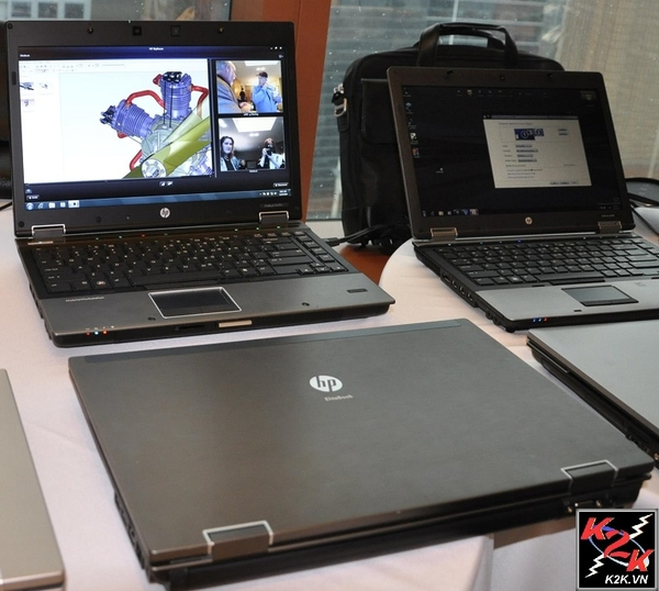 HP EliteBook 8540w (Intel Core i7-720QM 1.66GHz, 4GB RAM, 320GB HDD, VGA NVIDIA FX 880M , 15.6 inch, Windows 7 Professional)