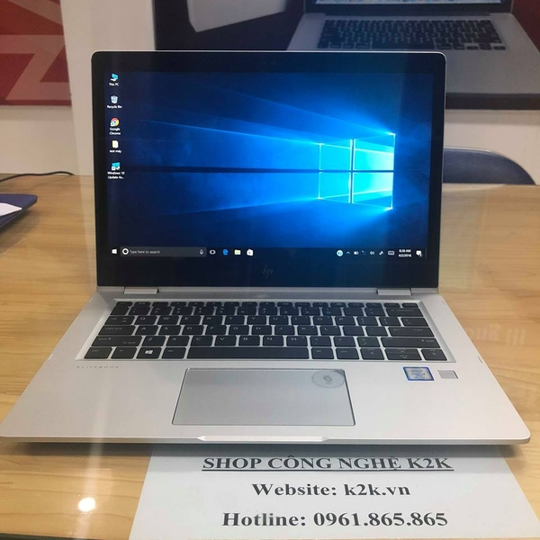 HP EliteBook X360 1030 G2/ intel Core i5-7200U / 16GB RAM PC4L / 256GB SSD M2 / Intel HD Graphics 620 / 13.3 INCH FULL HD TOUCH SCREEN / Windows 10 Pro 64