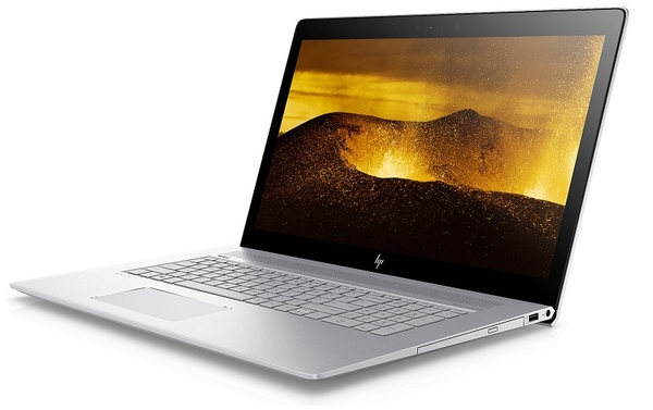 HP ENVY 17 inch (2018) Intel Core i7-8550U, NVIDIA GeForce MX150, RAM 16 GB, ổ cứng 1TB, Windows 10, Bạc.