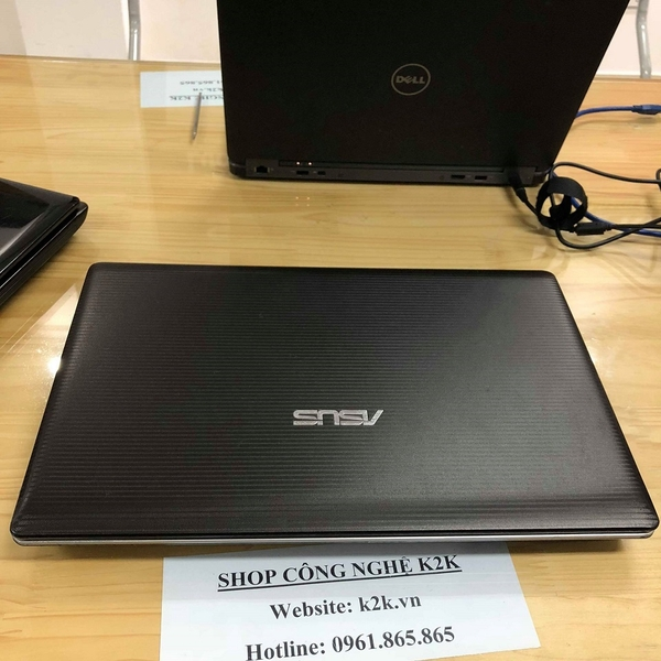 Asus K55VD-SX267 (Intel Core i5-3210M 2.5GHz, 4GB RAM, 500GB HDD, VGA NVIDIA GeForce GT 610M, 15.6 inch )