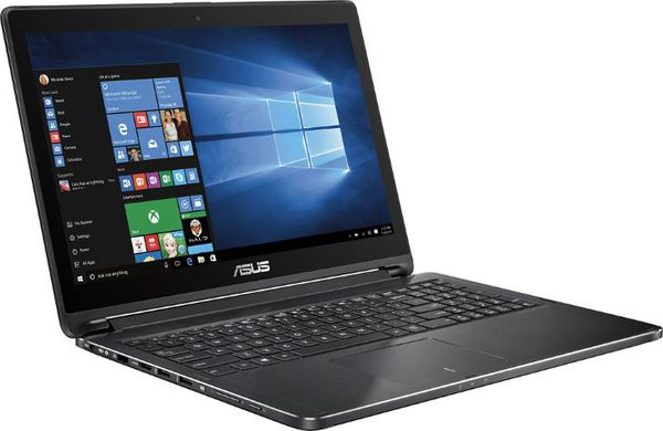 Laptop Asus Q552 2-in-1 (Intel Core i7-6500, 12GB RAM, 1TB HDD, VGA Nvidia 940M GPU, 15.6″ Touch Screen)
