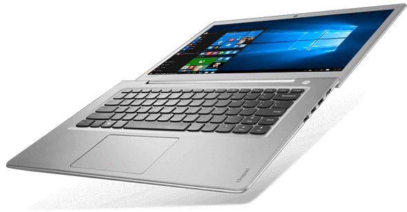 Lenovo Ideapad 510S-14isk/ Intel Core i7-6500U/ 8GB Ram / 1TB HDD/ VGA ON / 14 Inch