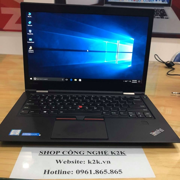 Lenovo ThinkPad X1 Carbon Gen 3 (Intel Core i5-5200U 2.2GHz, 4GB RAM, 128GB SSD, VGA Intel HD Graphics 5500, 14 inch, Windows 8.1 Pro 64 bit)