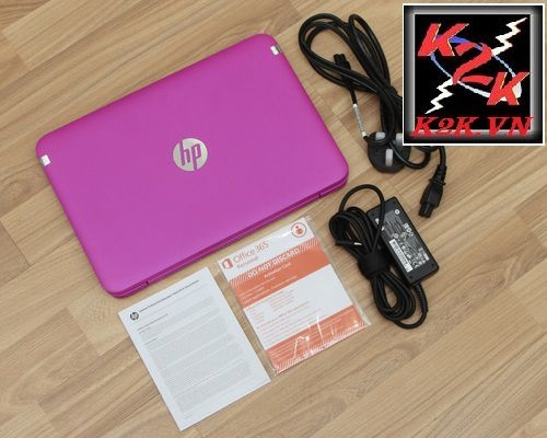 HP Stream 11-D001TU (Intel Celeron N2840 2.16GHz, 2GB RAM, 32GB SSD, VGA Intel HD Graphics, 11.6 inch, Windows 8.1)