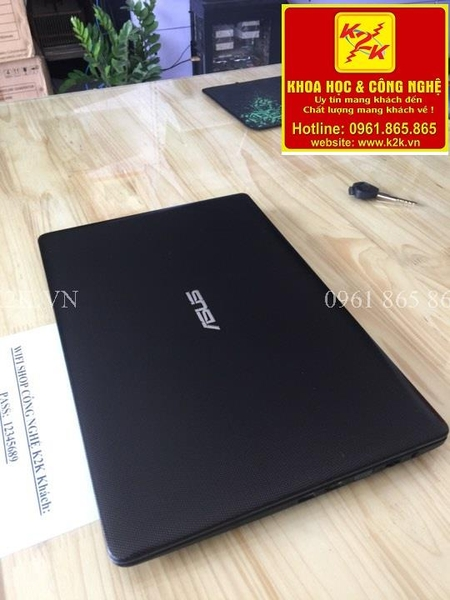 Asus X502CA-XX009 (Intel Core i3-3217U 1.8GHz, 4GB RAM, 320GB HDD, VGA Intel HD Graphics 4000, 15.6 inch, Free DOS)
