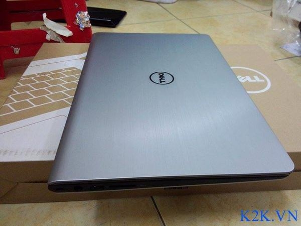 Dell Inspiron 15 5547 (Intel Core i5-4210U 1.7GHz, 4GB RAM, 500GB HDD, VGA Intel HD Graphics 4400, 15.6 inch, Windows 8.1 64 bit)