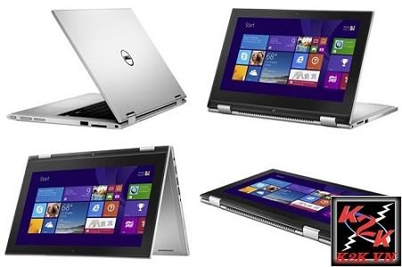 Dell Inspiron 11 3148  (Intel Core i3-4030U 1.9GHz, 4GB RAM, 500GB HDD, VGA Intel HD Graphics, 11.6 inch, Windows 10)