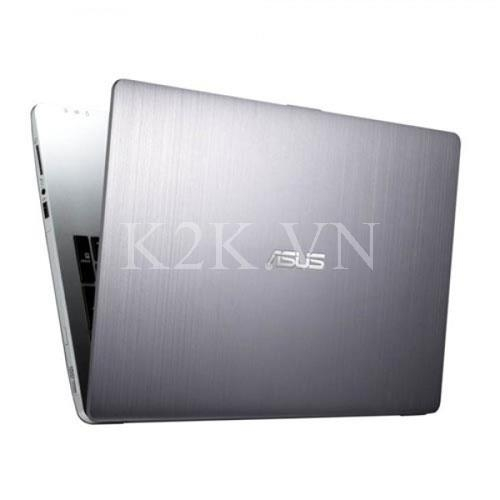 Asus K451LA-WX147D Black (Intel Core i3-4030U 1.9Ghz, Ram 4GB, HDD 500GB, VGA Intel HD Graphics 4400, 14 inchs, Free Dos)
