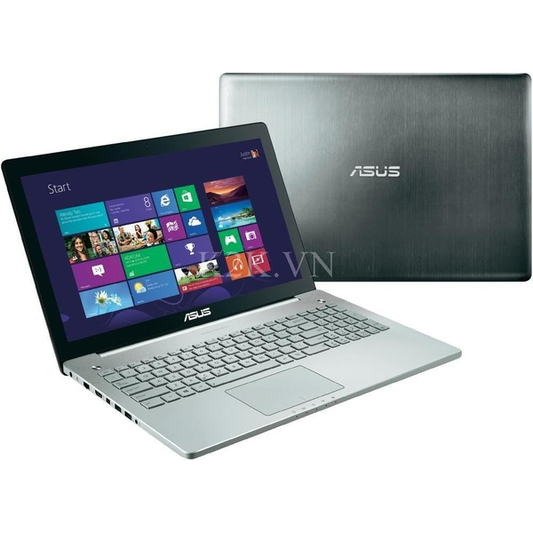 Asus N550  (Intel Core i5-4200U 1.6Ghz, 6GB RAM, 500GB HDD, VGA NVIDIA GeForce GT 745M, 15.6 inch, Windows 8 64 bit)