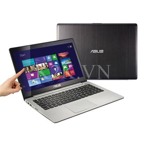 Asus VivoBook S400CA-DH51T (Intel Core i5-3317U 1.7GHz, 4GB RAM, 524GB (24GB SSD + 500GB HDD), VGA Intel HD Graphics 4000, 14 inch Touch Screen, Windows 8 64 bit)