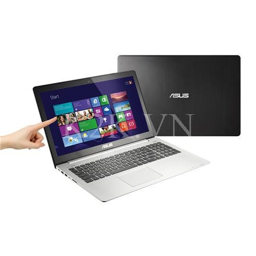 Asus Vivobook S500CA-CJ003H (S500CA-1ACJ) (Intel Core i5-3317U 1.7GHz, 4GB RAM, 524GB (24GB SSD + 500GB HDD), VGA Intel HD Graphics 4000, 15.6 inch Touch Screen, Windows 8 64 bit) Ultrabook