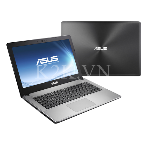 Asus X450LA (Intel Core i3-4010U, 4GB RAM, 160GB HDD, VGA Intel HD Graphics, Free Dos)