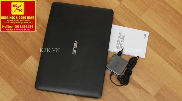 Asus X454LA-WX424D (Intel Core i5-5200U 2.2GHz, 4GB RAM, 500GB HDD, VGA Intel HD Graphics 5500, 14 inch,Free OS)