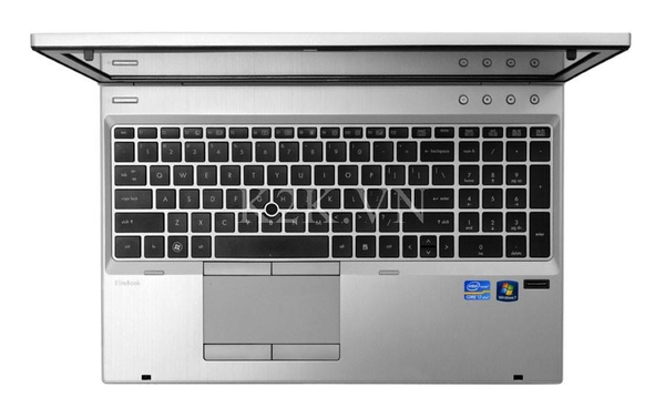 HP EliteBook 8570p  (Intel Core i7-3520M 2.9GHz, 4GB RAM, 500GB HDD, VGA ATI Radeon HD 7570M, 15.6 inch, Windows 7 Professional 64 bit)