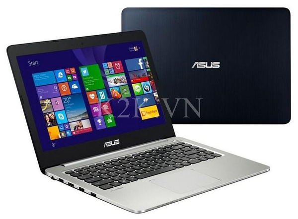 Asus K401LB-FR052T (Intel Core i5-5200U 2.2GHz, 4GB RAM, 500GB HDD, VGA NVIDIA Geforce GT940M, 14 inch Full HD, Windows 10)