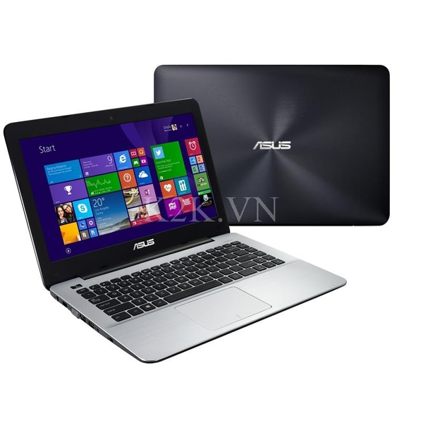 Asus K455LA-WX149D (Intel Core i5-5200U 2.2GHz, 4GB RAM, 500GB HDD, VGA Intel HD Graphics 5500, 14 inch, Free DOS)