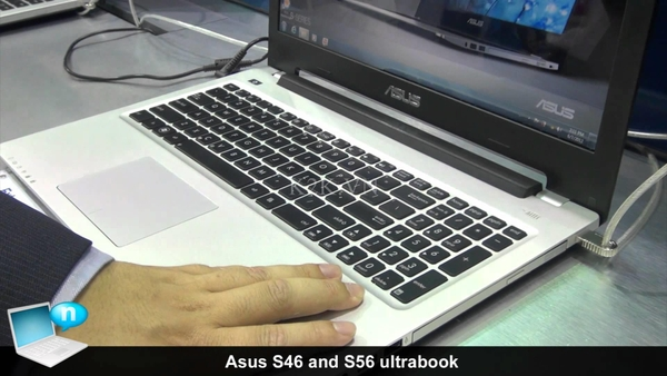 Asus S46CM-WX124H (Intel Core i7-3517U 1.9GHz, 4GB RAM, 24GB SSD + 750GB HDD, VGA Intel HD Graphics 4000, 14 inch, Windows 8 64 bit)