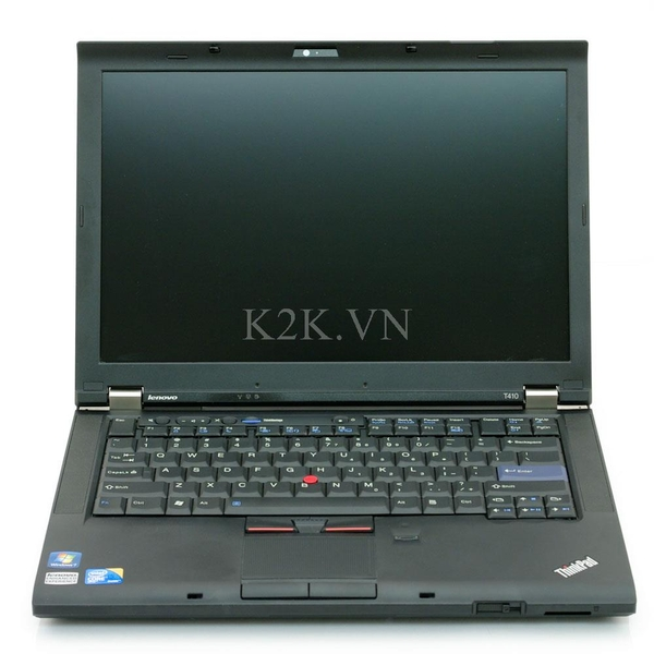 Lenovo ThinkPad T410 (Intel Core i5-560M 2.66GHz, 4GB RAM, 250GB HDD, VGA Intel HD Graphics, 14.1 inch, Windows 7 Professional)