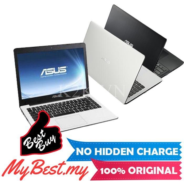 Asus X454LA-VX142D (Intel Core i3-4030U 1.9GHz, 4GB RAM, 500GB HDD, VGA Intel HD Graphics, 14 inch, Free Dos)