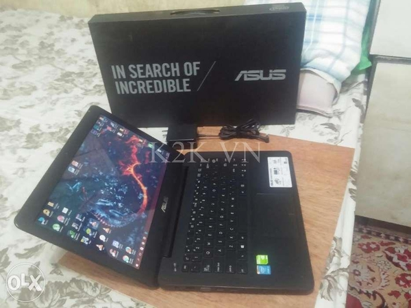 Asus X454LA-VX166H (Intel Core i5-5200U 2.2GHz, 4GB RAM, 500GB HDD, VGA Intel HD Graphics 5500, 14 inch, Windows 8.1)