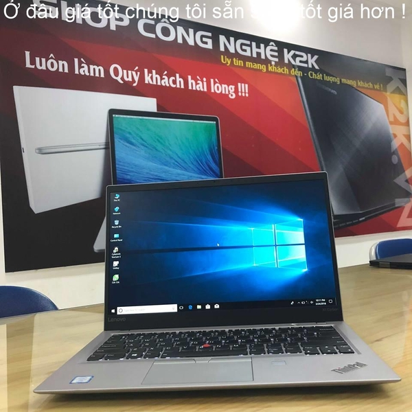 Lenovo ThinkPad X1 Carbon Gen 5 Core i7-7600U/ 16GB RAM/ 512GB SSD M2/ 14 inch Full HD (1920x1080)/  Windows 10 Pro/ Onlie Sim 3G, 4G