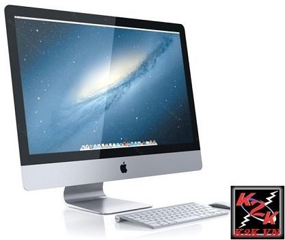 Apple iMac MD093 (Late 2012) (Intel Core i5 2.7GHz, 8GB RAM, 1TB HDD, VGA NVIDIA GeForce GT 640M, 21.5 inch, Mac OS X Lion)