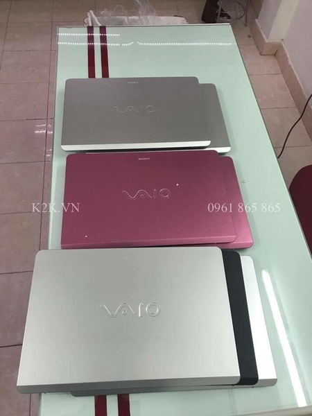 Sony Vaio Fit SVF-15A (Intel Core i5-3337U 1.8GHz, 4GB RAM, 256GB SSD, VGA NVIDIA GeForce GT 735M / Intel HD Graphics 4000, 15.5 inch Full HD Touch Screen, Windows 8 64 bit)