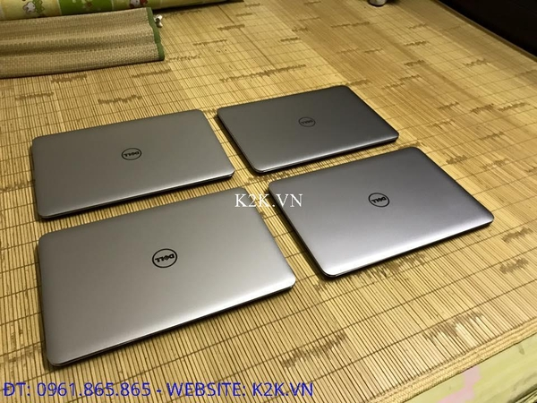 Dell XPS 15 9530 (Intel Core i7-4712HQ 2.3GHz, 8GB RAM, 128 GB SSD, VGA NVIDIA GeForce GT 750M, 15.6 inch FHD ( 1920x1080 ), Windows 8.1 64-bit)