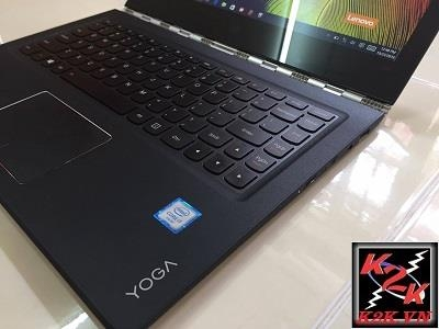 Lenovo Yoga 900 (Intel Core i7-6500U 2.5GHz, 8GB RAM, 256GB SSD, VGA Intel HD Graphics 520, 13.3 inch QHD Touch Screen, Windows 10 Home 64 bit) (TTSG)