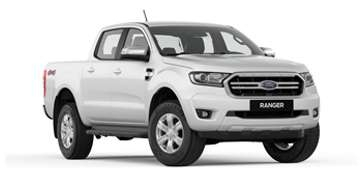 Ford Ranger XLT 4X4 AT