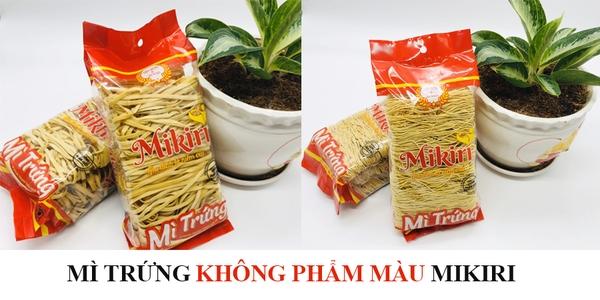 Mua mì trứng Mikiri Online giá rẻ tại BHX