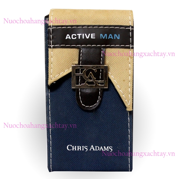 Nước hoa nam Active Man by Chris Adams - XT337