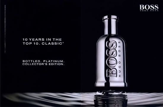 Nước Hoa Hugo Boss Collector's Edition 100ml (EDT) - XT885