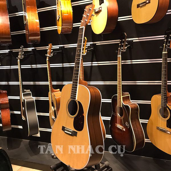 Nên Mua Đàn Guitar Martin Deadnought Junior hay Taylor GS Mini