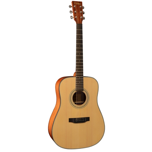 Đàn Guitar Acoustic Tyma HD60