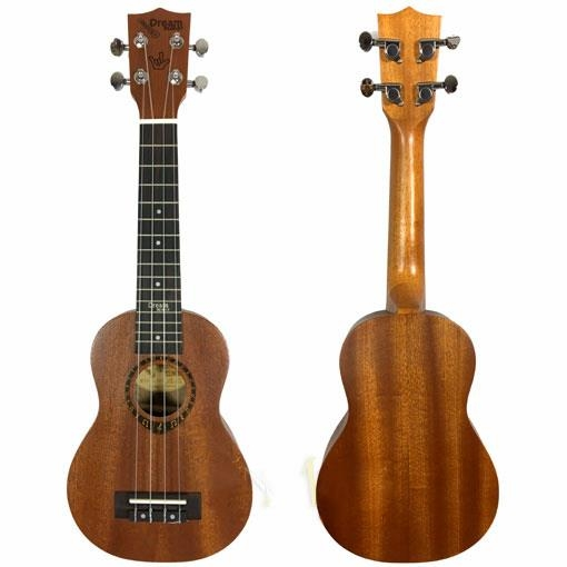 Ukulele Dream Maker Soprano UK-21