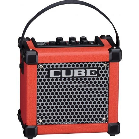ROLAND MICRO CUBE GX, RED
