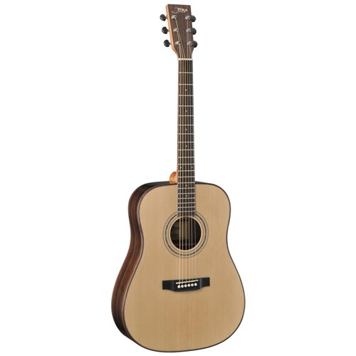 Đàn Guitar Acoustic Tyma HD400