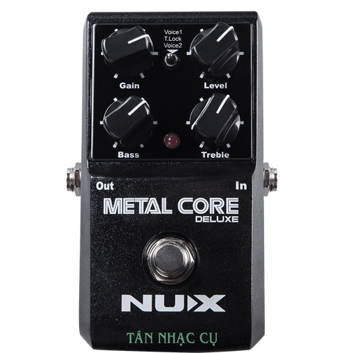 Phơ Guitar Nux Metal Core Deluxe