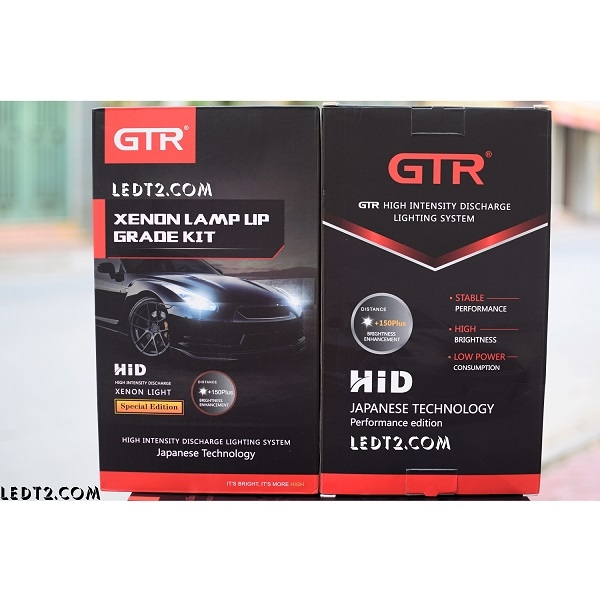 Kit HID Xenon + Ballast GTR 150 Plus