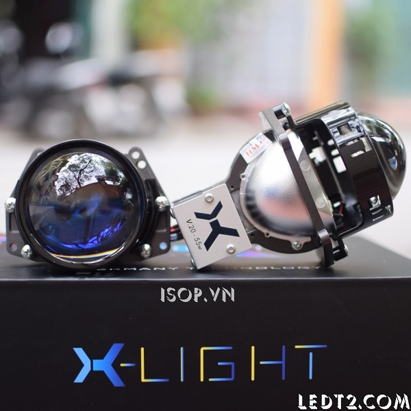 Bi - LED X Light V20