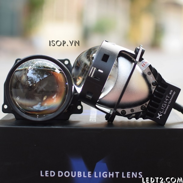 Bi - LED X Light V10